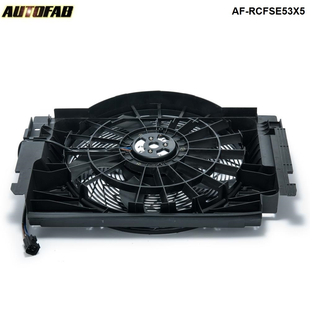 A C Ac Radiator Condenser Cooling Fan Brushless Motor For 00 06 Kondensor Mazda Interplay Ep Rcfse53x5 12
