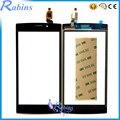 5.0 polegada 3 m fita painel digitador da tela de toque do telefone para celular frente vidro para xenium philips s337 cts337 sensor touchscreen
