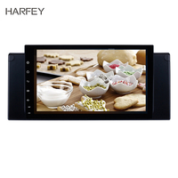 Harfey 1Din 9 Inch GPS Navigation Car Radio Android 9.0 For BMW 5 E39 Series:1996 to 2001 E39 android car Multimedia Player