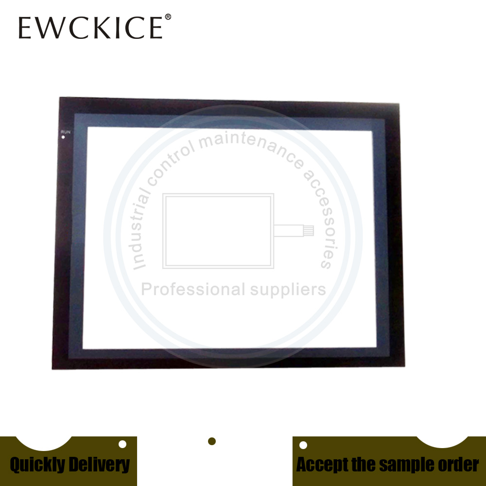 NEW NS12-TS00B-ECV2 NS12 HMI PLC Front label Industrial control sticker Industrial control maintenance accessories