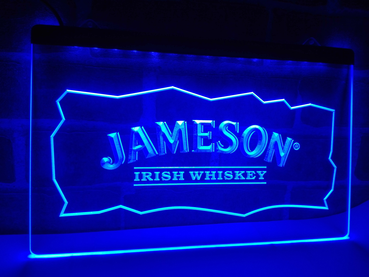 Aliexpress.com : Buy LE159 Jameson Whiskey Bar Club Pub