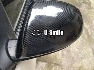Image 5 - Alta qualidade super brilhante preto 5d fibra de carbono folha envoltório de vinil bolha ar livre para embrulho carro