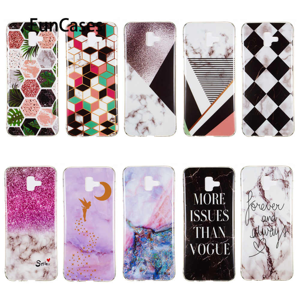 Soft Silicone Phone Cases For case Samsung J6 Plus Proverb Cute Cases sFor Samsung Galaxy etui J6 Premium Cellular Capinha