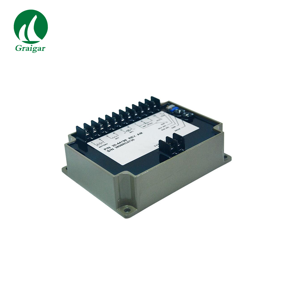Battery Systems Power Increased Electronic Speed Governor EFC 3062322Battery Systems Power Increased Electronic Speed Governor EFC 3062322
