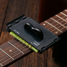 цена на Electric Guitar Bass Strings Scrubber Rub Cleaning Maintenance Care Guitar String Cleaner Instruments Accessories Tool