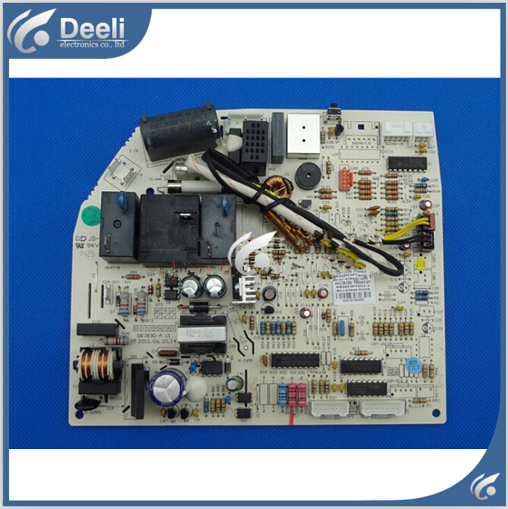 ФОТО 95% new good working for Gree air conditioner computer board circuit boardM830F3P 30138250 GRJ830-A motherboard on sale