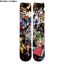 3d Print Unisex Uzumaki Naruto Socks