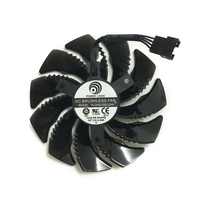 PLD09210S12HH 87mm Graphics Card Fan GPU Cooler For GIGABYTE GV N1060D5 N1050WF2OC N105TWF2OC N105TG1 GAMING Card