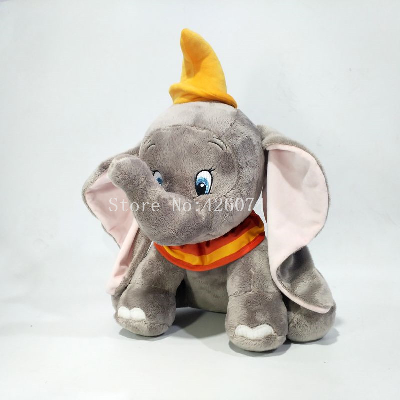 New Dumbo Elephants Plush Kids Stuffed Animals Toys For Children Gifts