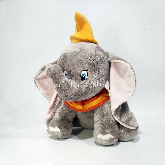 Nuevo Dumbo elefantes de peluche niños animales de peluche juguetes para niños regalos