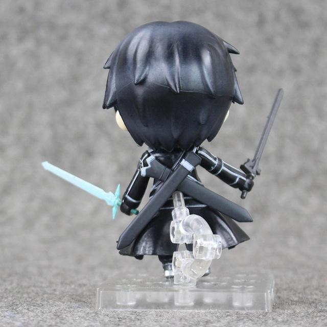 Sword Art Online PVC Action Figures Cute Kirito