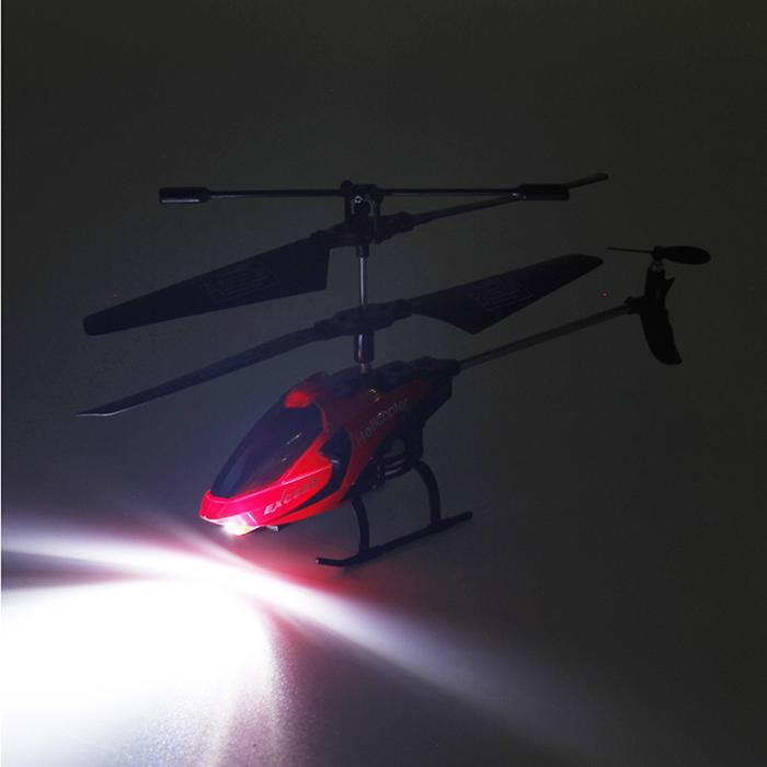 con drone RC para