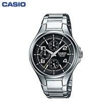 Наручные часы Casio EF-316D-1A мужские кварцевые на браслете