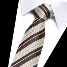 Luxury Mens Anchor Print Pattern Ties 7.5CM Neckties Polyester Jacquard silk Neck Tie Wedding Corbata Gravata
