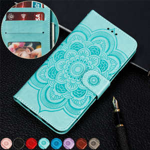 CASE Magnetic-Book-Case Sunflower Samsung A750 For Galaxy Embossed Luxury Wallet Flip-Stand-Cover