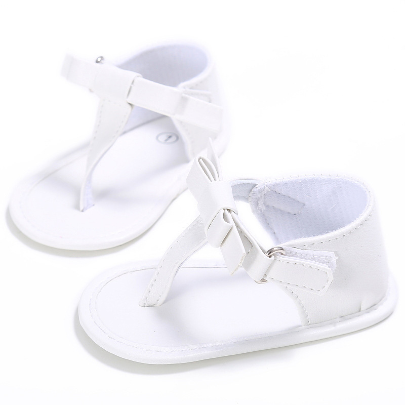 New Summer Baby Fashion Prewalker Anti Slip Model Princess Newborn Shoes