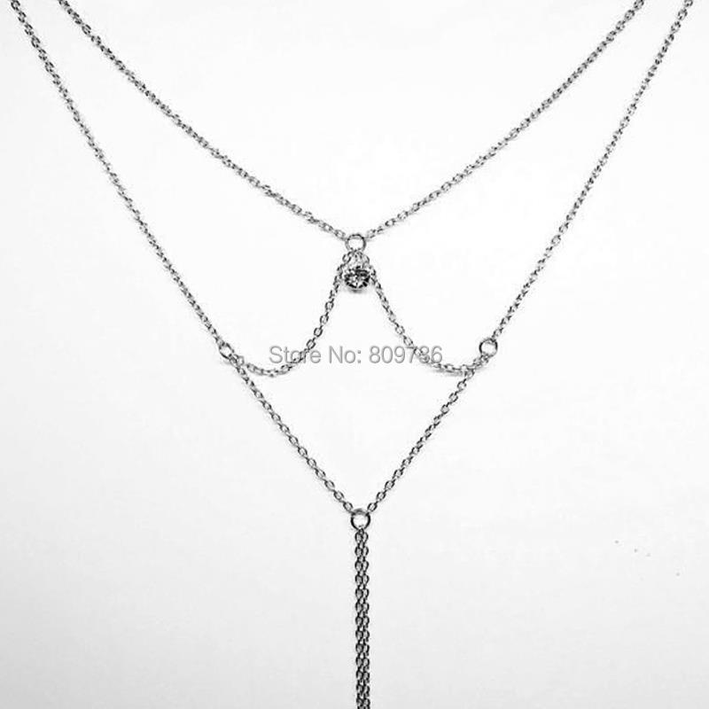 HTB1LgmAKpXXXXbiXVXXq6xXFXXXS Hot Long Back Golden Chain Necklace For Women