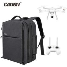 CADeN W8 Drone Bag for Xiaomi mi Drone DJI Phantom 3 Business Travel Bag Waterproof Nylon Rain Cover for Xiaomi Drone Backpack