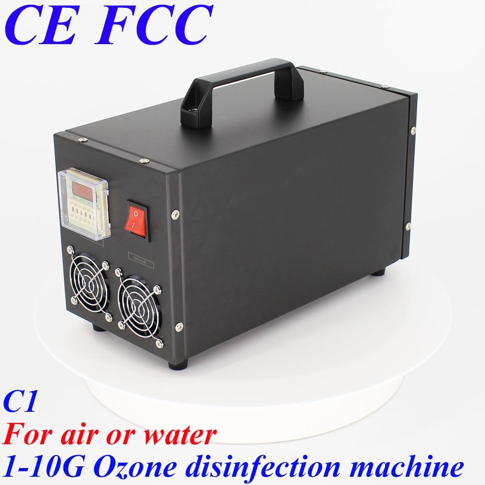 Pinuslongaeva C1 для воздуха или воды 500 мг 1 г 3 г 5 8 г 10 г портативный корпус из нержавеющей стали Озон воздуха и воды дезинфекции машины