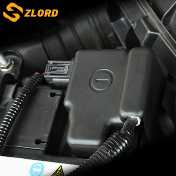 Zlord Car Engine Battery Negative Protect Cover For Honda HRV HR-V Vezel City LD-22 image