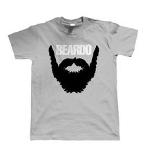Beardo Funny T Shirt – Beard Mustache – All Sizes  XL 2X Sleeve Casual Printed Tee Size S-2Xl  Any Logo Size T-Shirt