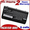 5200 mAh bateria do portátil para Toshiba Satellite L45 L40 PA3615U PA3615U-1BRM PA3615U-1BRS PABAS115 para Equium L40