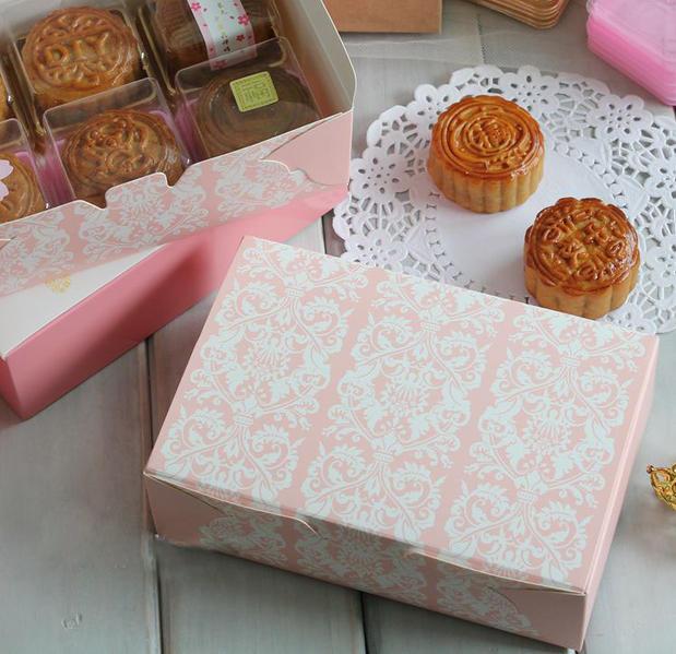 Elegante Britischen 17*11,4*5 Cm Papierkasten Für Geschenk Snacks  Verpackung Weihnachten