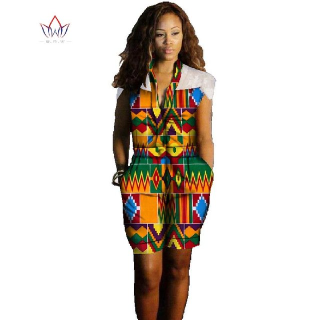 b1efc1ed6e0d Traditional African Clothing Women Bodysuits Dashiki Overalls for Women  Plus Size Women Clothes Dashiki Print 6XL Bodysuit WYW06