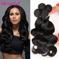 7A Brazilian Body Wave 4 bundles Brazilian Virgin Hair Body Wave Unprocessed Virgin Brazilian Human Hair Extensions