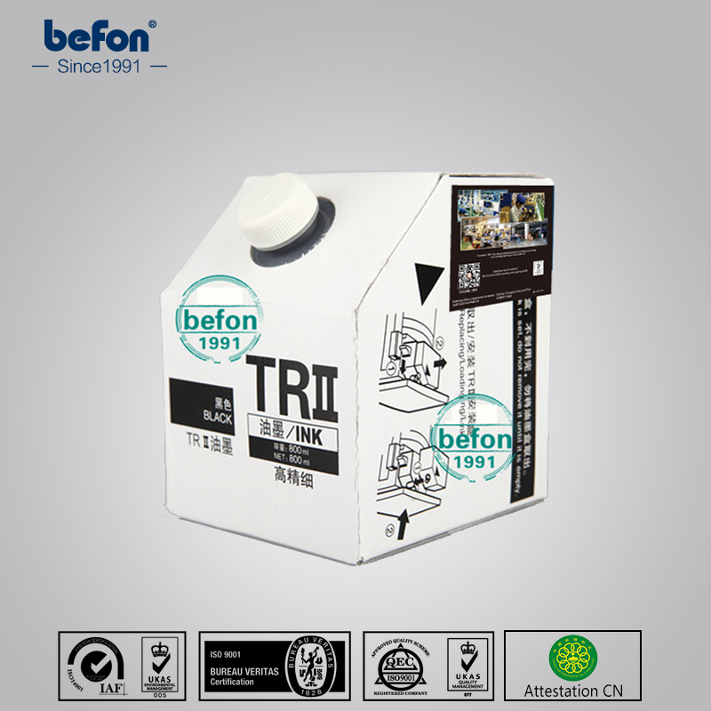 befon Duplicator Ink TR tr ink for use in TR1000 1550 1530 1510