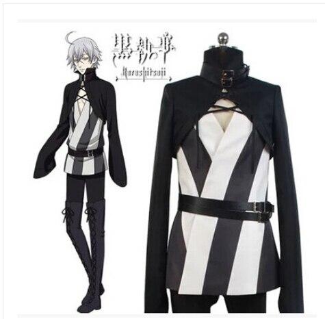 Kuroshitsuji Black Butler Snake Cosplay Costume 2 styles