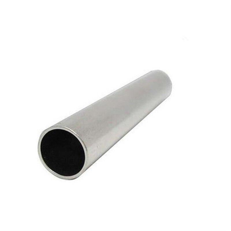 1Pcs 15mm-43mm Inner Diameter Aluminum Tube Alloy Hollow Rod Hard Bolt Pipe Duct Vessel 100mm Length 47mm-48mm OD