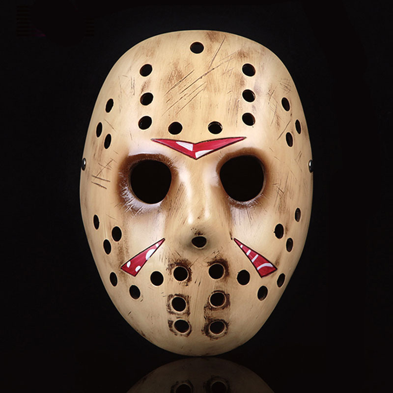 Jason And Freddy Vs Jason Mask Halloween Memorial Classics Film Jason Cs Airsoft Paintball Dummy Gas Mask Cosplay Masquerade Party Masks
