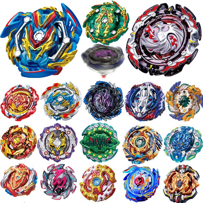 New All Models Launchers Beyblade B-131 B-133 B-134B-135 Burst Toys Arena Metal God Fafnir Spinning Top Bey Blade Blades Toy