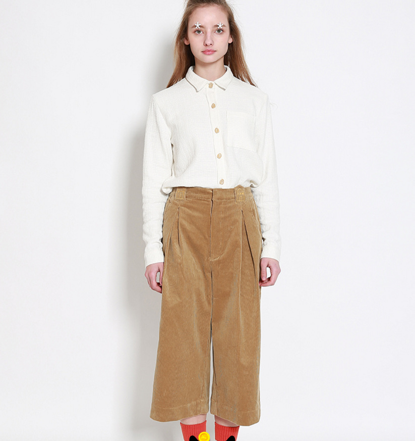 Yellow Corduroy Pants Promotion-Shop for Promotional Yellow ...