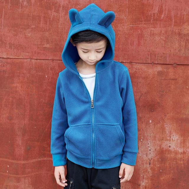 Pioneer nova primavera e outono crianças hoodies menino menina menino bebê camisola menino jaqueta e casaco de lã listrado bts10