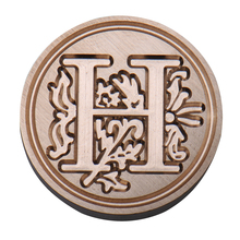 A-Z Letter Sealing Wax Classic Vintage Initial Wax Seal Stamp Alphabet Letter