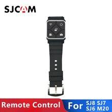 Оригинальная SJCAM Дистанционное Управление наручный ремешок для часов для M20 SJ6 Легенда SJ7 звезда SJ8 Pro Экшн-камера