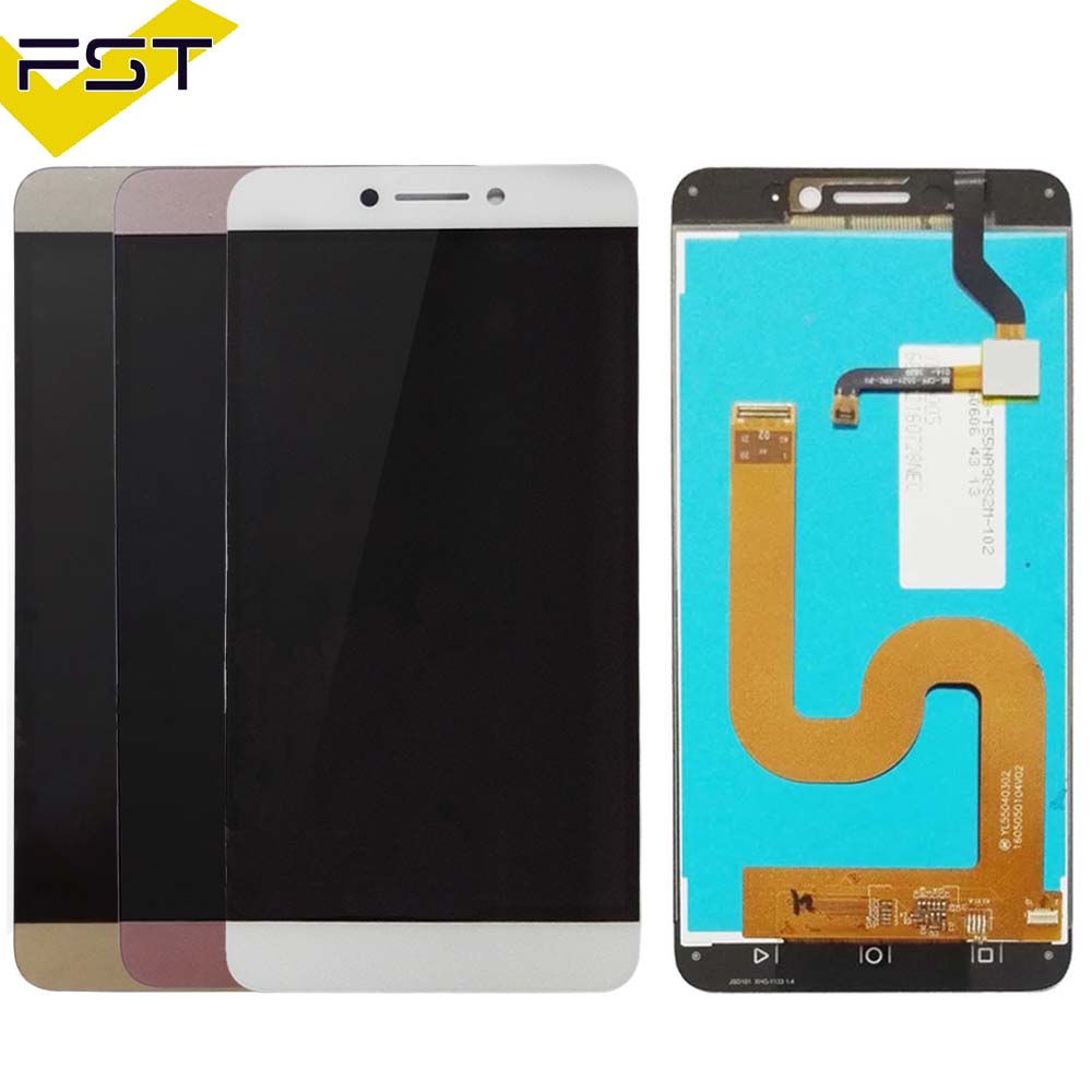 100% Tested LCD Touch Screen For Cool1 Dual C106 LCD Display For Letv LeEco Coolpad Cool 1 Digitizer Sensor Glass Panel Assembly