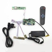 Frete Grátis AV VGA DE ÁUDIO HDMI Placa Controladora HDMI LCD para L01 LTN154X3 LTN154X3-L03 1280×800 15.4 polegada LVDS CCFL fácil DIY