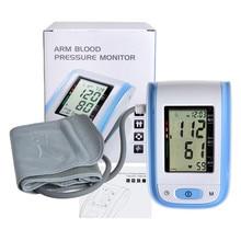 Health Care Digital Blood Pressure Monitor New Automatic Arm Tonometer Tensiometro Digital Sphygmomanometer Blood Pressure Meter