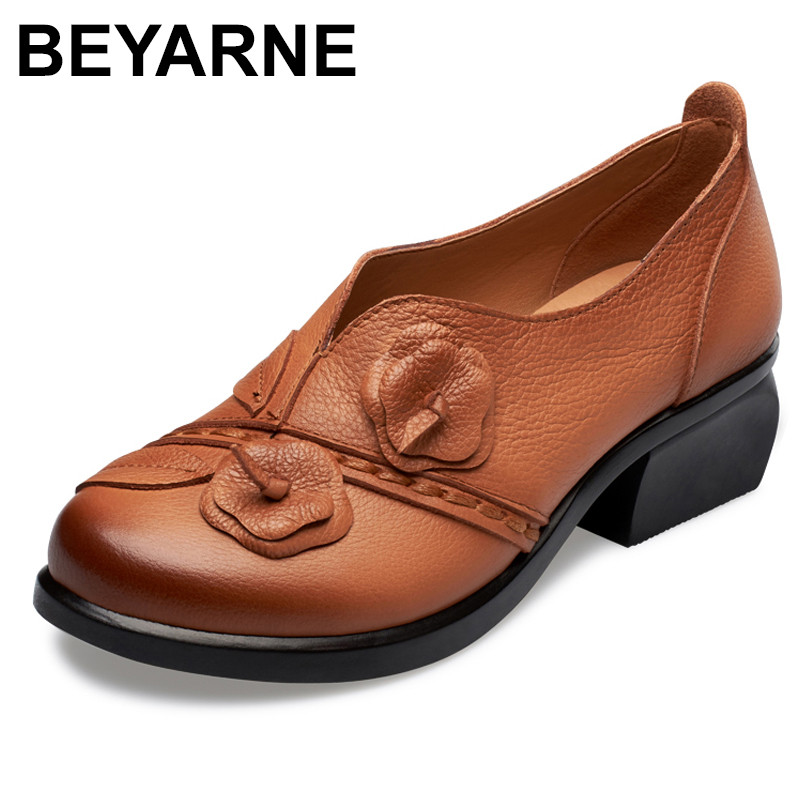 Buy retro women low heel shoes and get free shipping on AliExpress.com a2180d634