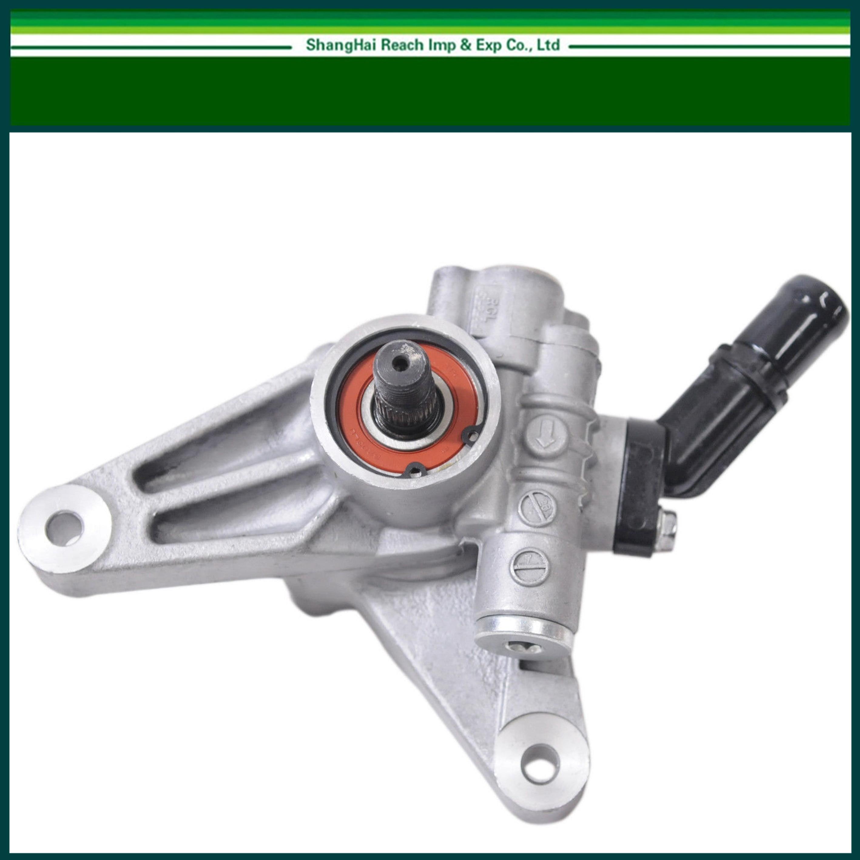 Power Steering Pump For 2003-2007 Honda Accord 3.0 V6  OE#: 56110 RCA A01, 56110RCAA01X, 56110RCAA01, 06561RCA505RM, 06561RCA505 power steering pump for land rover defender 90 2007 lr009817 lr031518
