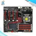 Для Asus Rampage III Extreme Оригинальный Б R3E Рабочего Материнская Плата Intel X58 Socket LGA 1366 ATX i7 DDR3 24 Г SATA3 USB2.0