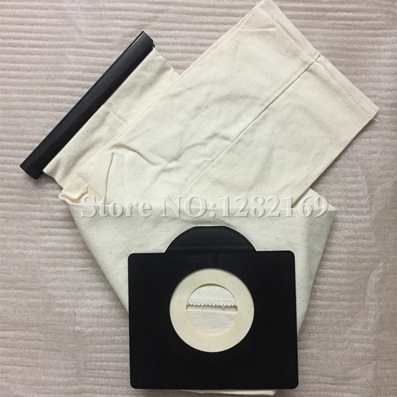 Vacuum Cleaner Washable Bag Dust Bag for Karcher 2201,3000,A2204,A2701,A2604,A2234pt etc. vacuum cleaner bag washable dust bag for vacuum cleaner rowenta karcher hr6675 nalaska fakir fif wirbel soteco foma etc