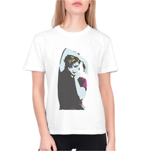 New Arrival T-Shirts For Women O-Neck Short Sleeve Clothing Woman Tshirt Top Siouxsie Printing Fashion Cotton Female Clothes Tee