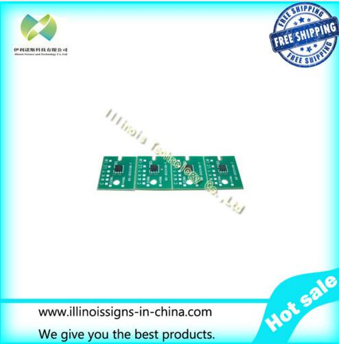 One-time Chip for Mimaki LH100-0597 UV Cartridge 4 colors CMYK