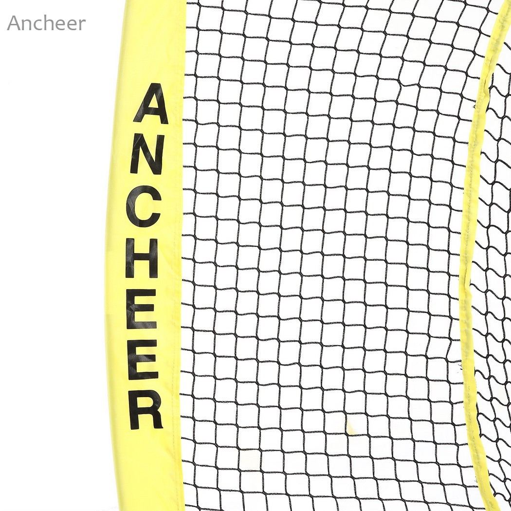 Durable 7 x 7ft Softball Baseball Praxis Net mit Bogen Rahmen ...