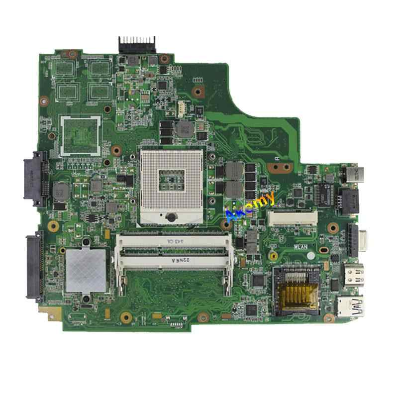AK K43SD/K43E Motherboard Laptop UNTUK ASUS K43E K43SD A43E P43E Uji Asli Mainboard HM65