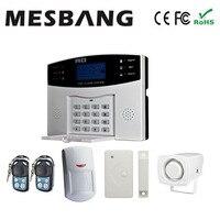 משלוח חינם מערכת אזעקת GSM אלחוטי burgar חמה